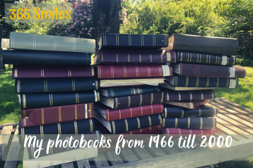 Books full of memories