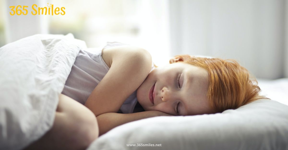 Leave kind note on the bed of your child