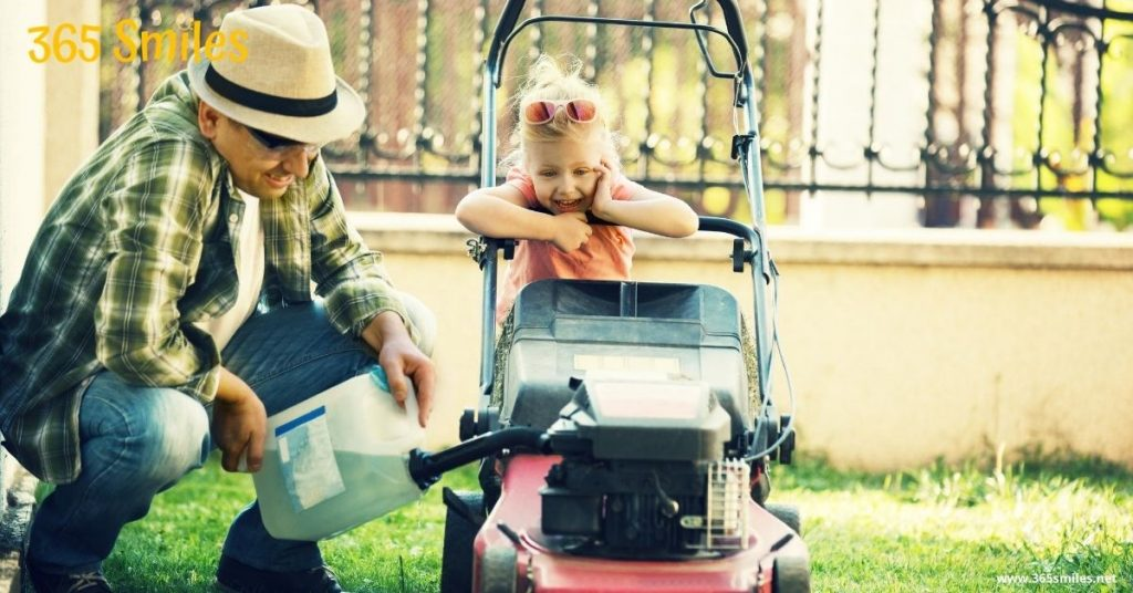 Mow the lawn of your neighbor