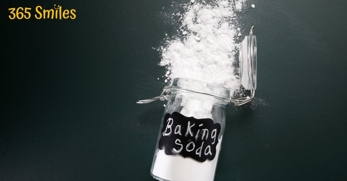 be kind to nature and use baking soda