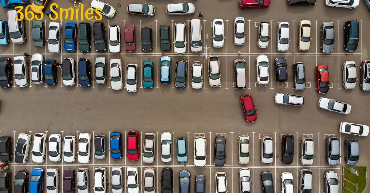 Don't let drivers waiting for your parking spot