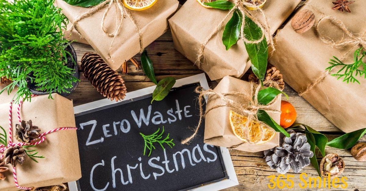 zero-waste wrapping