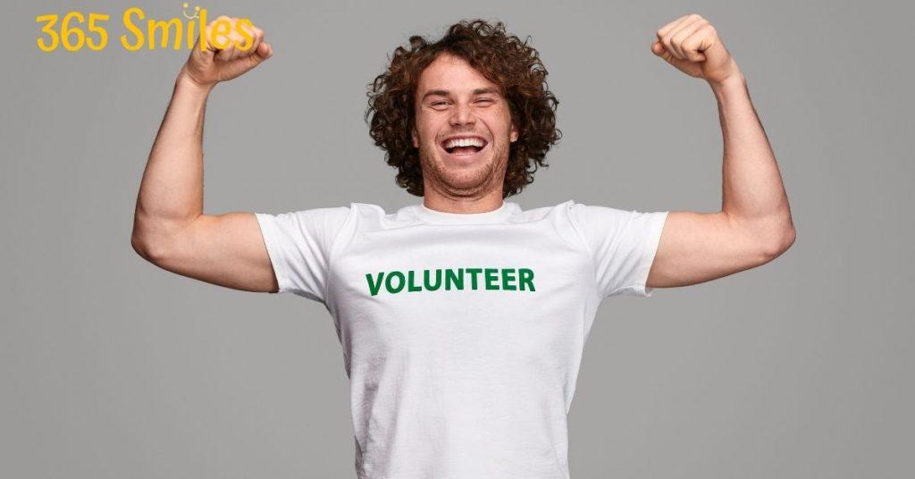 Experience the benefits of volunteering