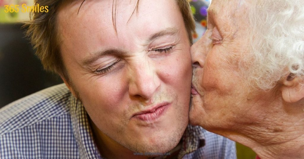 Thank an elderly for what they did in their life