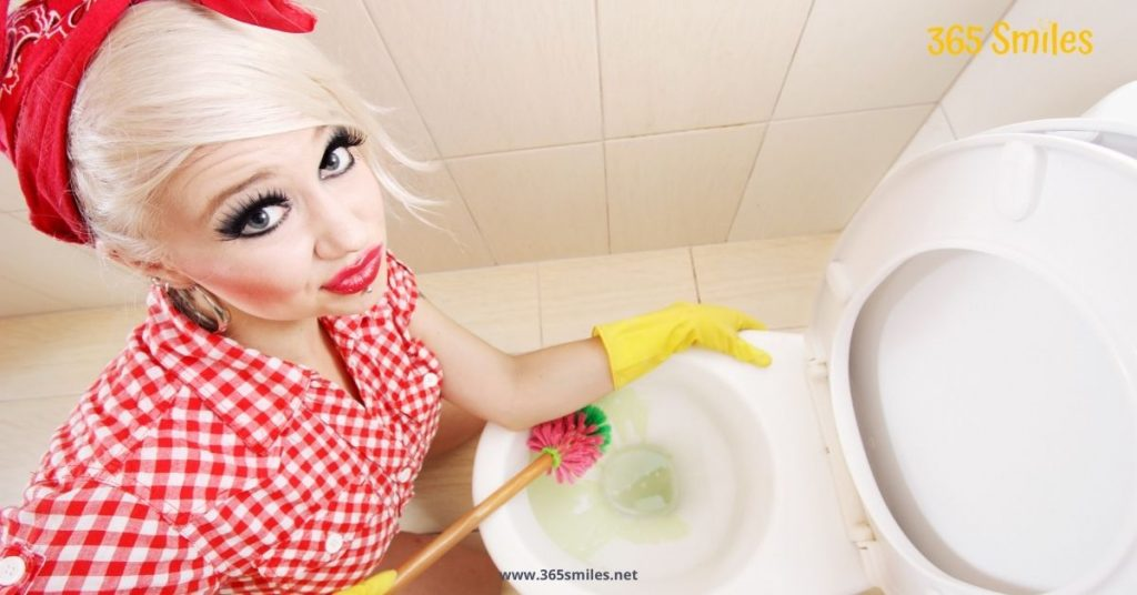 Give cleaners a compliment