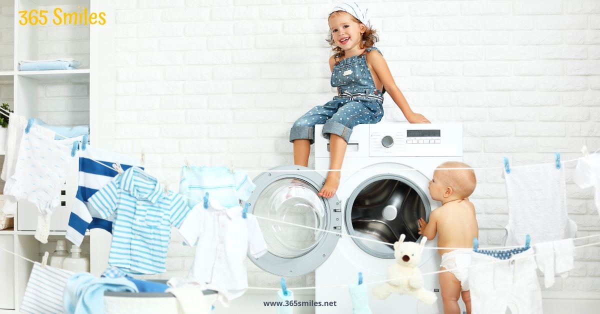 Run your washing machine only when it is full